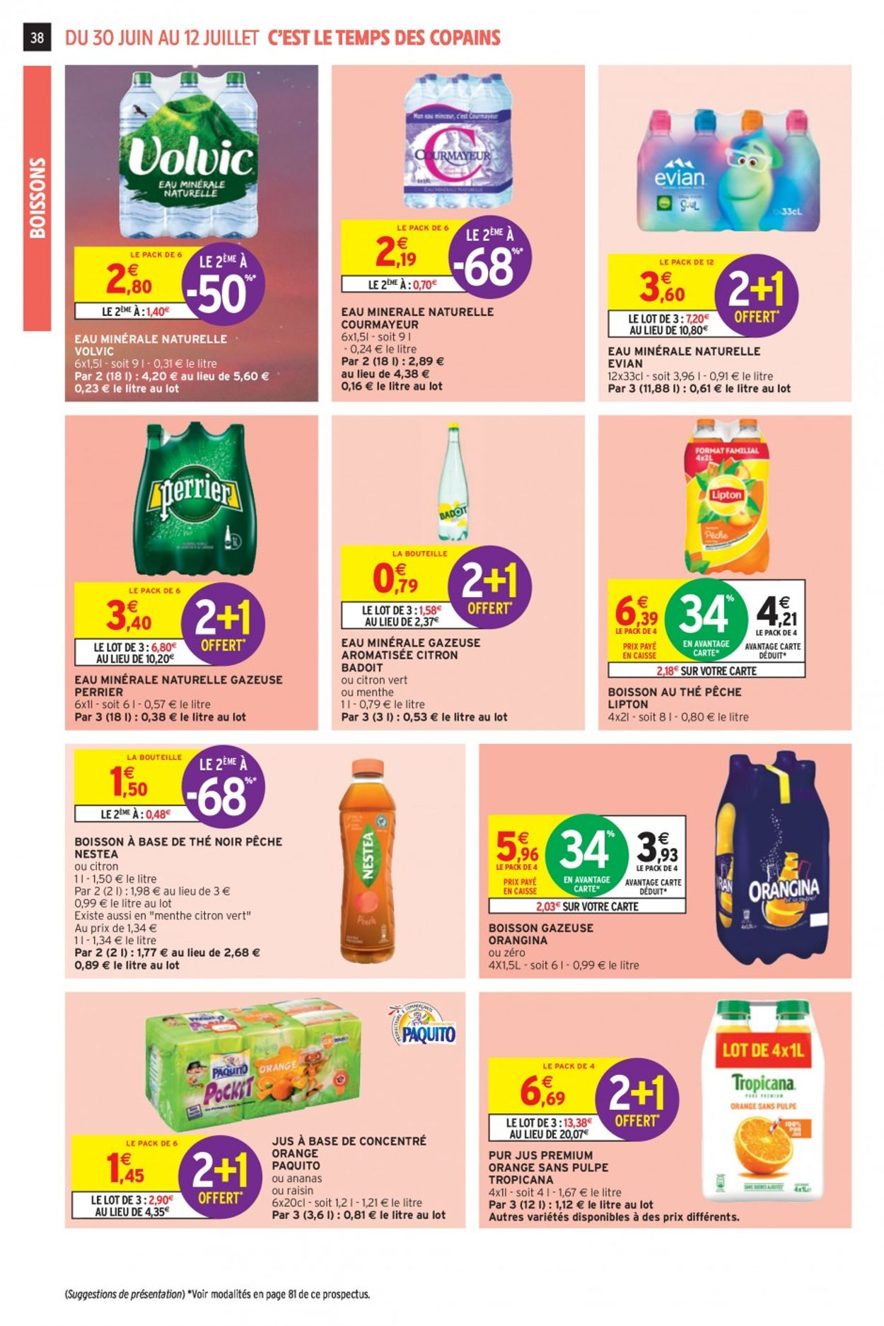 Intermarché Catalogue - 30.06-12.07.2020 (Page 38)