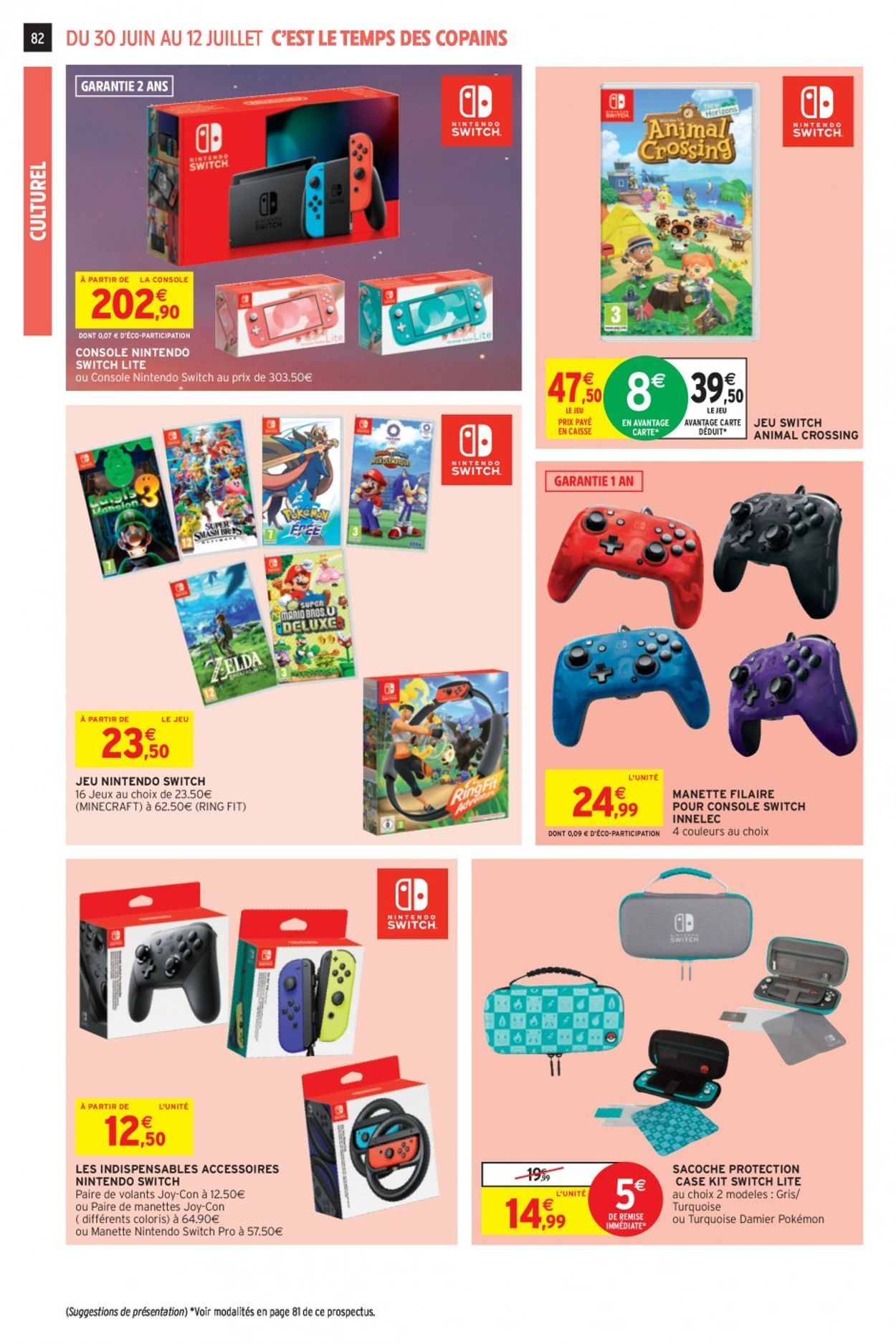 Intermarché Catalogue - 30.06-12.07.2020 (Page 80)