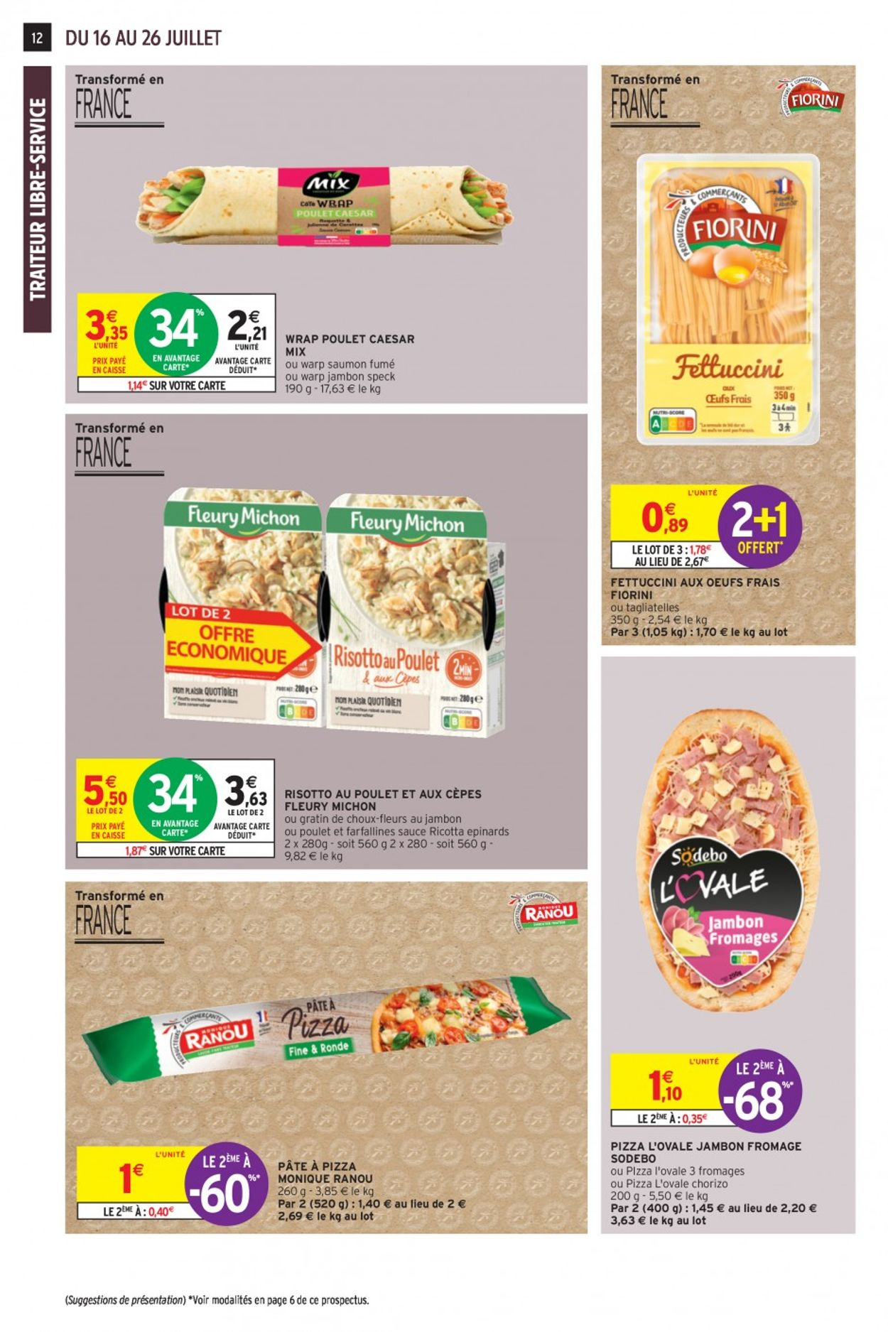 Intermarché Catalogue - 16.07-26.07.2020 (Page 12)
