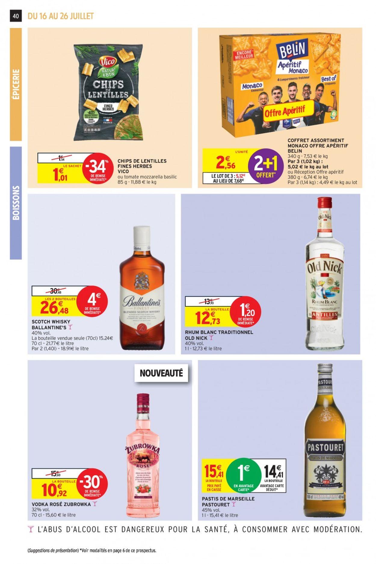 Intermarché Catalogue - 16.07-26.07.2020 (Page 38)