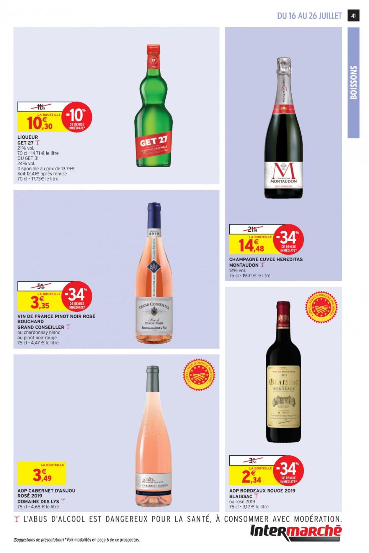Intermarché Catalogue - 16.07-26.07.2020 (Page 39)