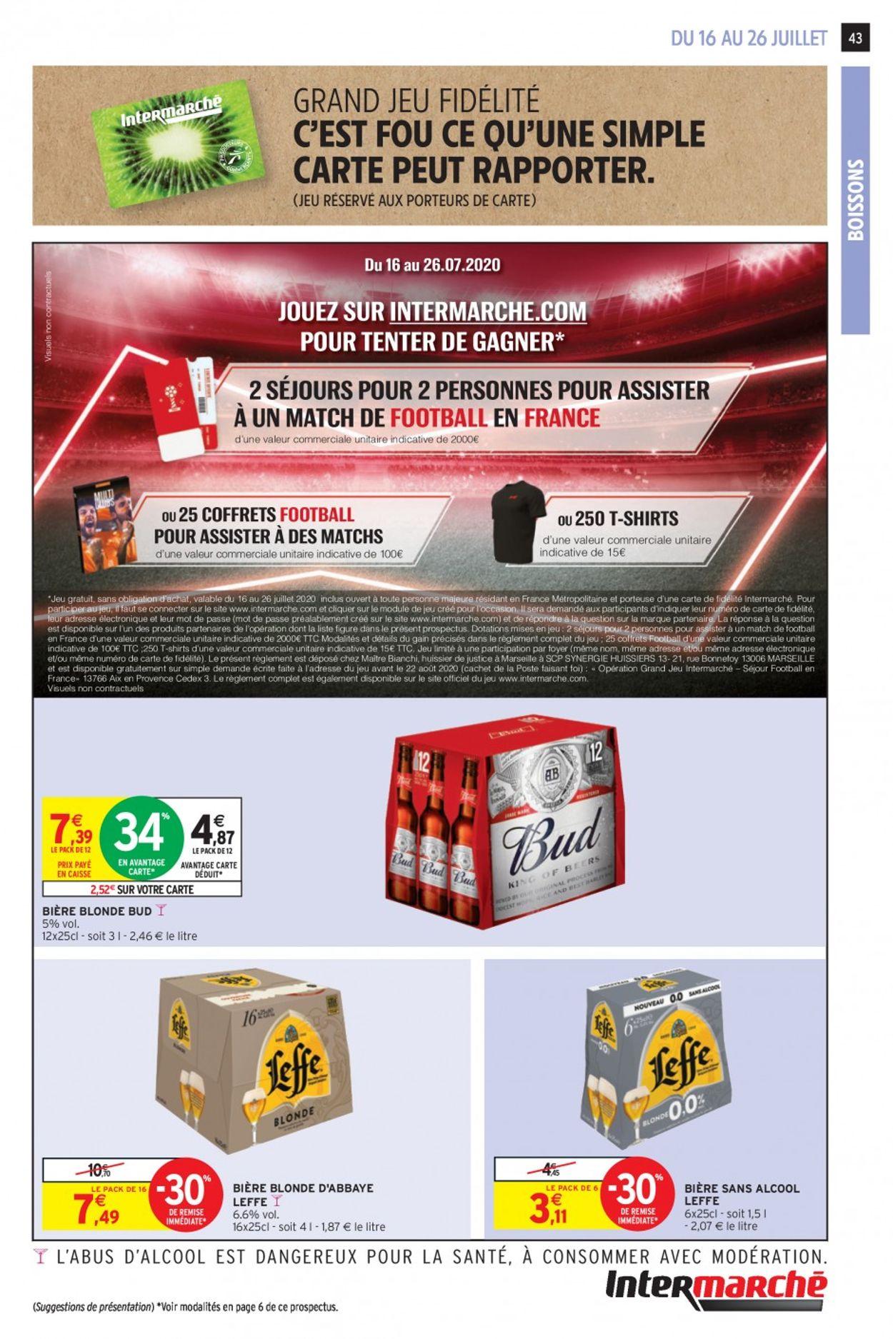 Intermarché Catalogue - 16.07-26.07.2020 (Page 41)