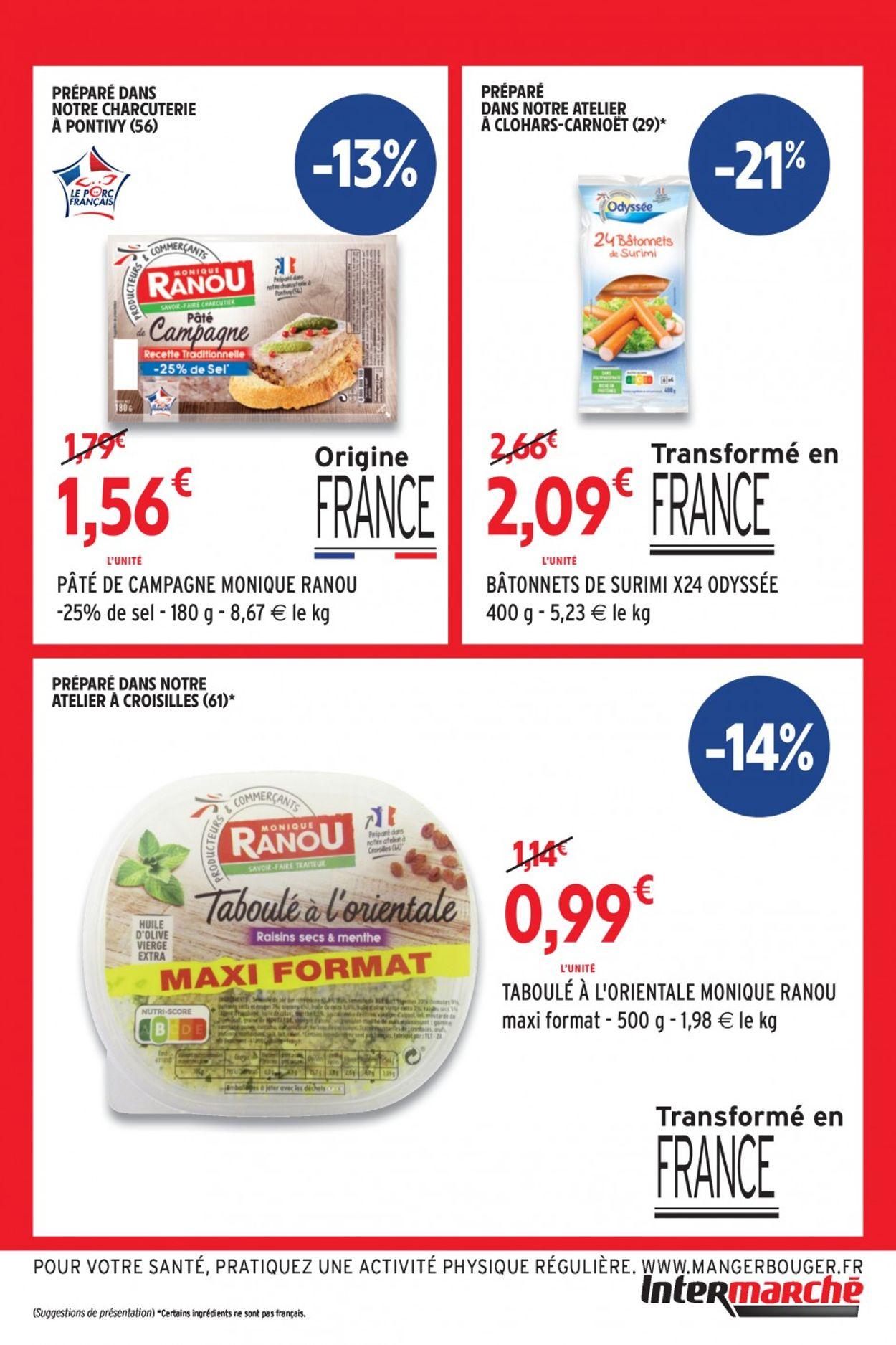 Intermarché Catalogue - 09.07-29.08.2020 (Page 2)