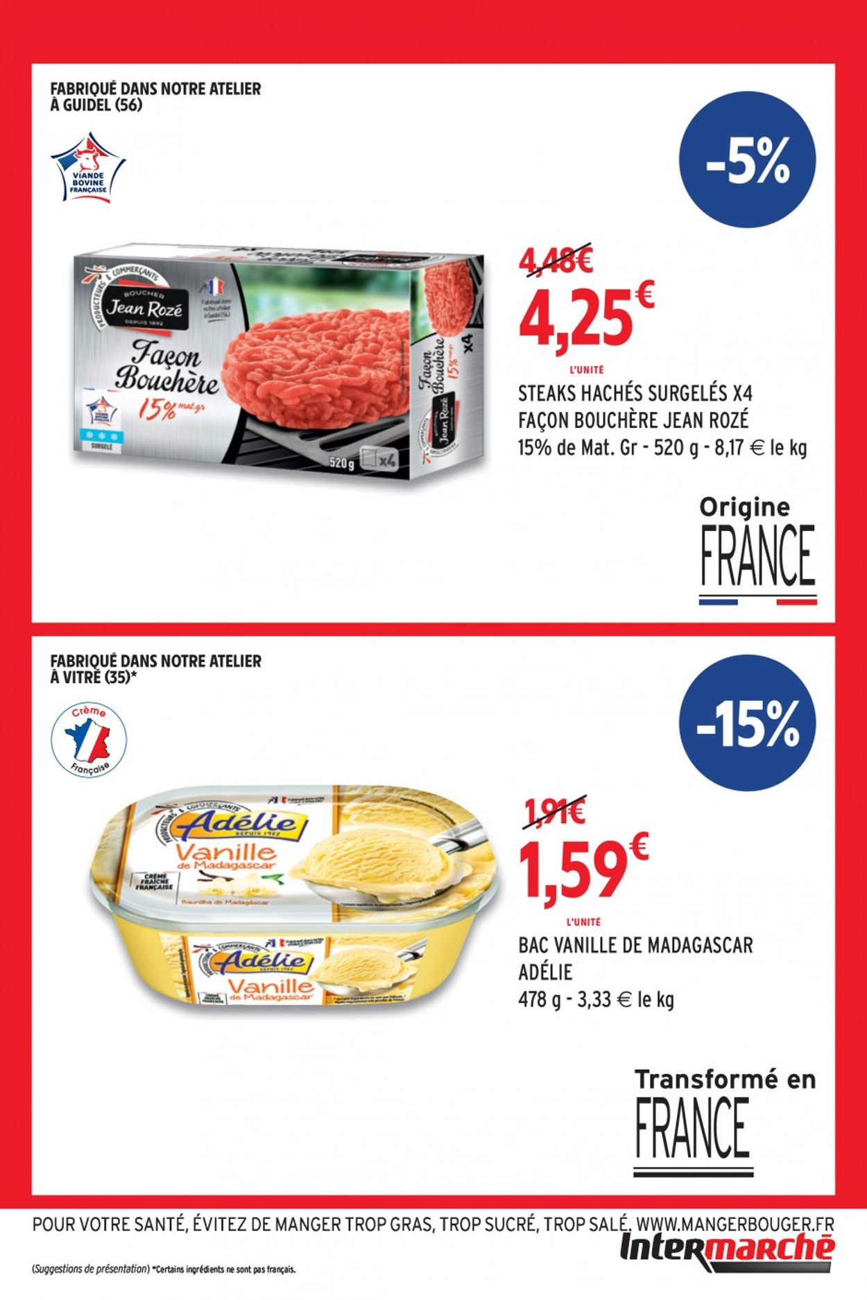 Intermarché Catalogue - 09.07-29.08.2020 (Page 4)