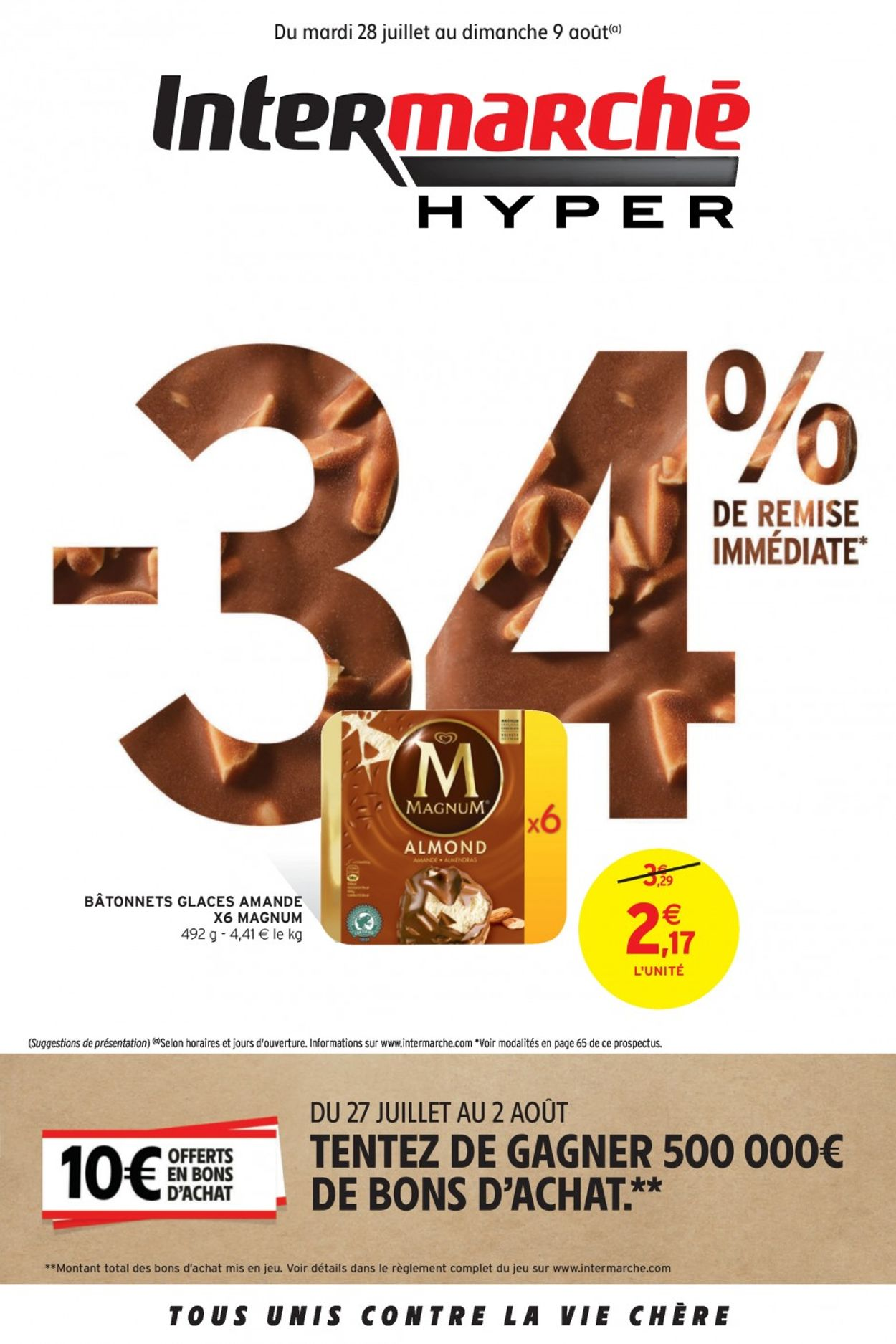 Intermarché Catalogue - 28.07-09.08.2020