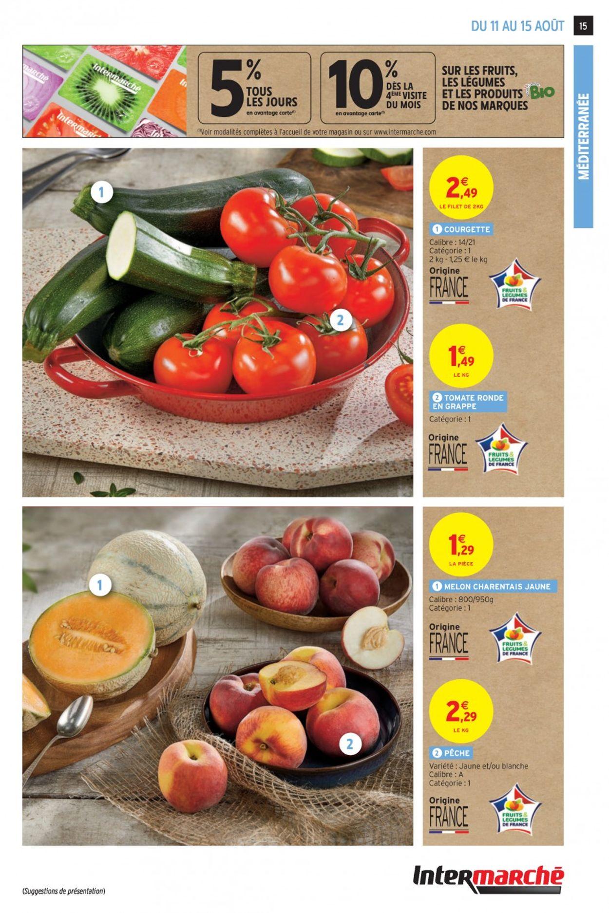 Intermarché Catalogue - 11.08-23.08.2020 (Page 15)