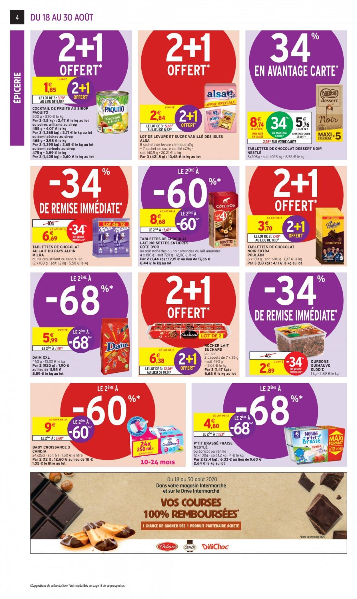 Intermarché Catalogue - 18.08-30.08.2020 (Page 4)