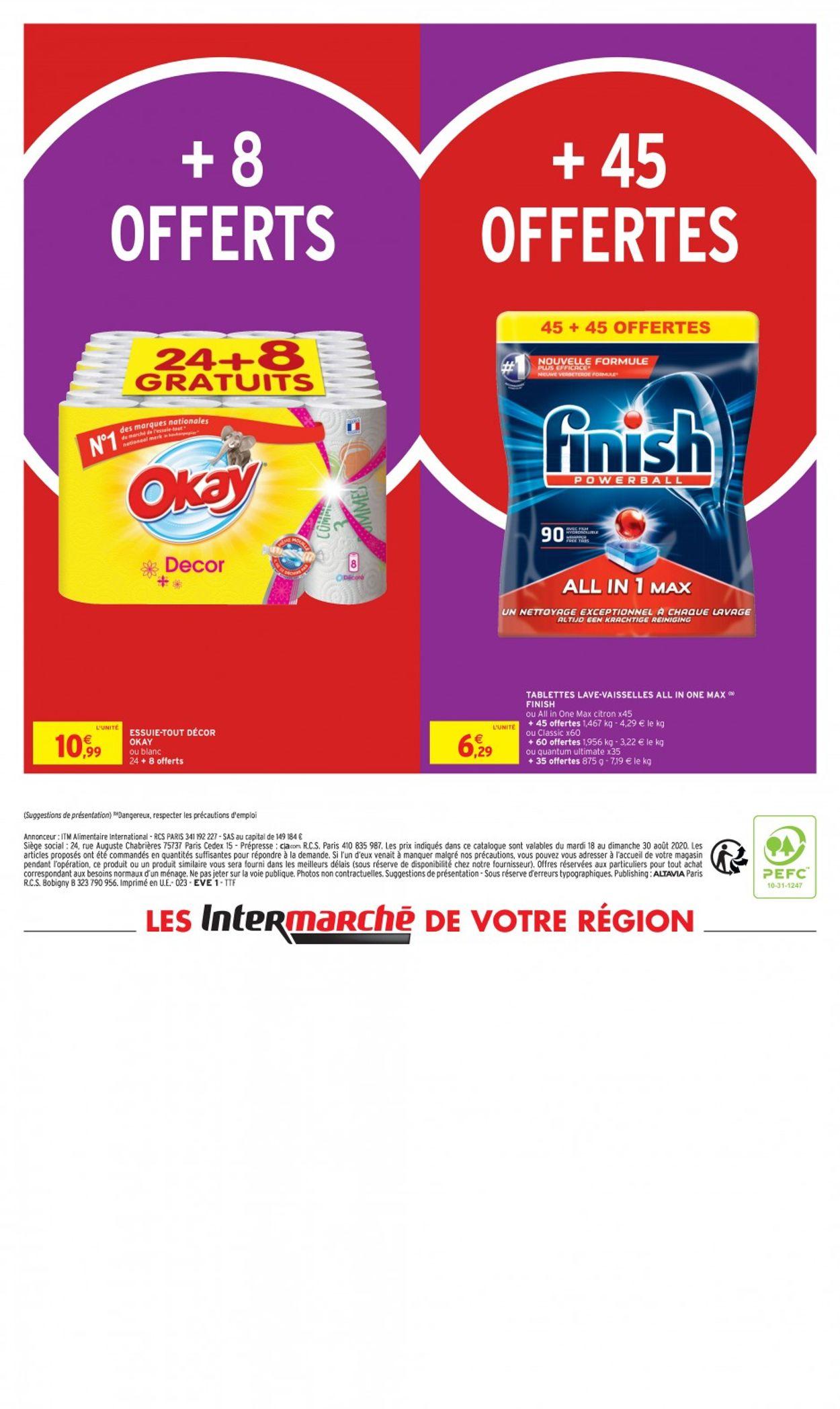Intermarché Catalogue - 18.08-30.08.2020 (Page 24)