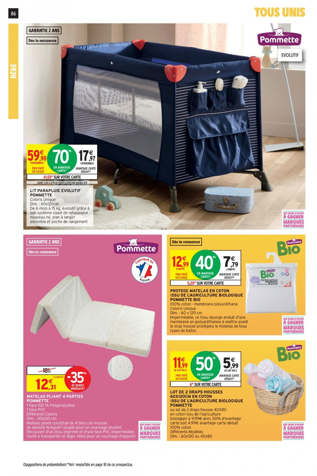 Intermarché Catalogue - 15.09-20.09.2020 (Page 86)
