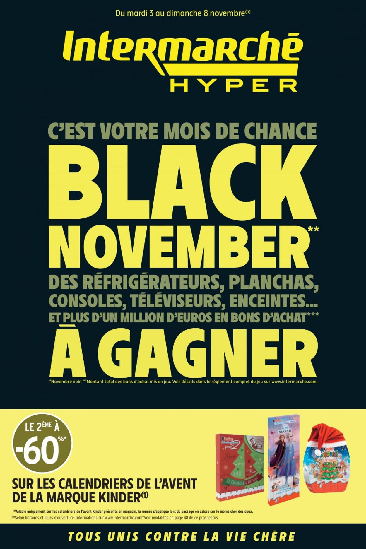 Intermarché Black Friday 2020 Catalogue - 03.11-08.11.2020