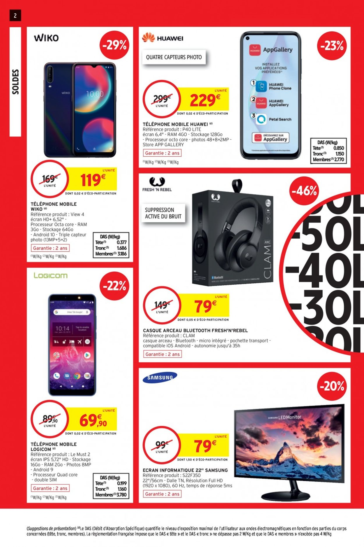 Intermarché Soldes 2021 Catalogue - 20.01-16.02.2021 (Page 2)