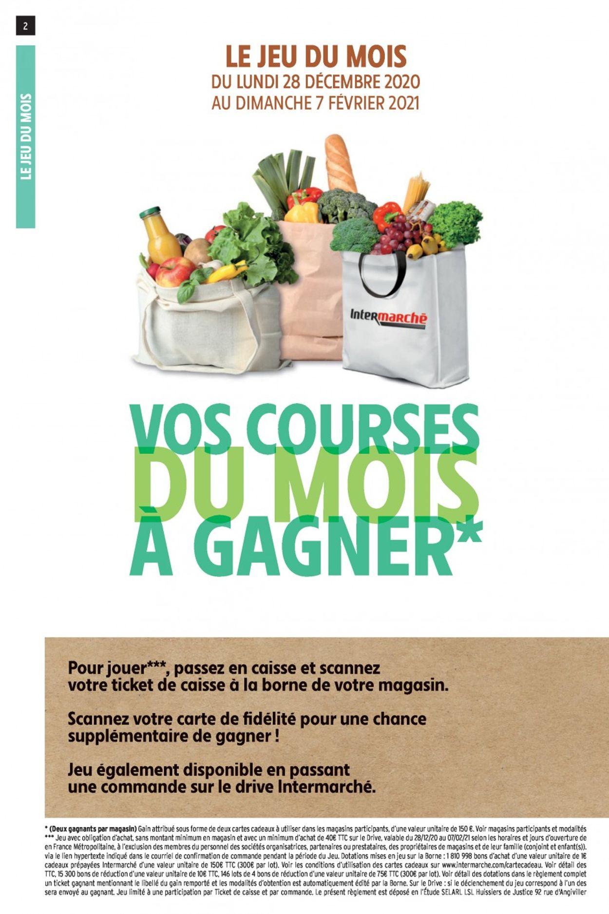 Intermarché Catalogue - 26.01-07.02.2021 (Page 2)