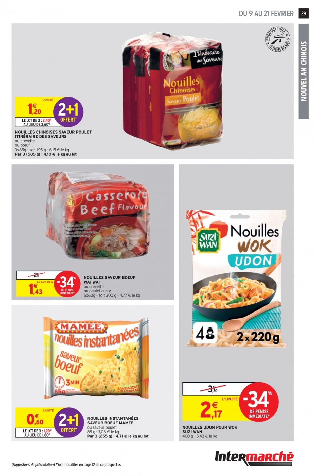 Intermarché Catalogue - 09.02-21.02.2021 (Page 29)