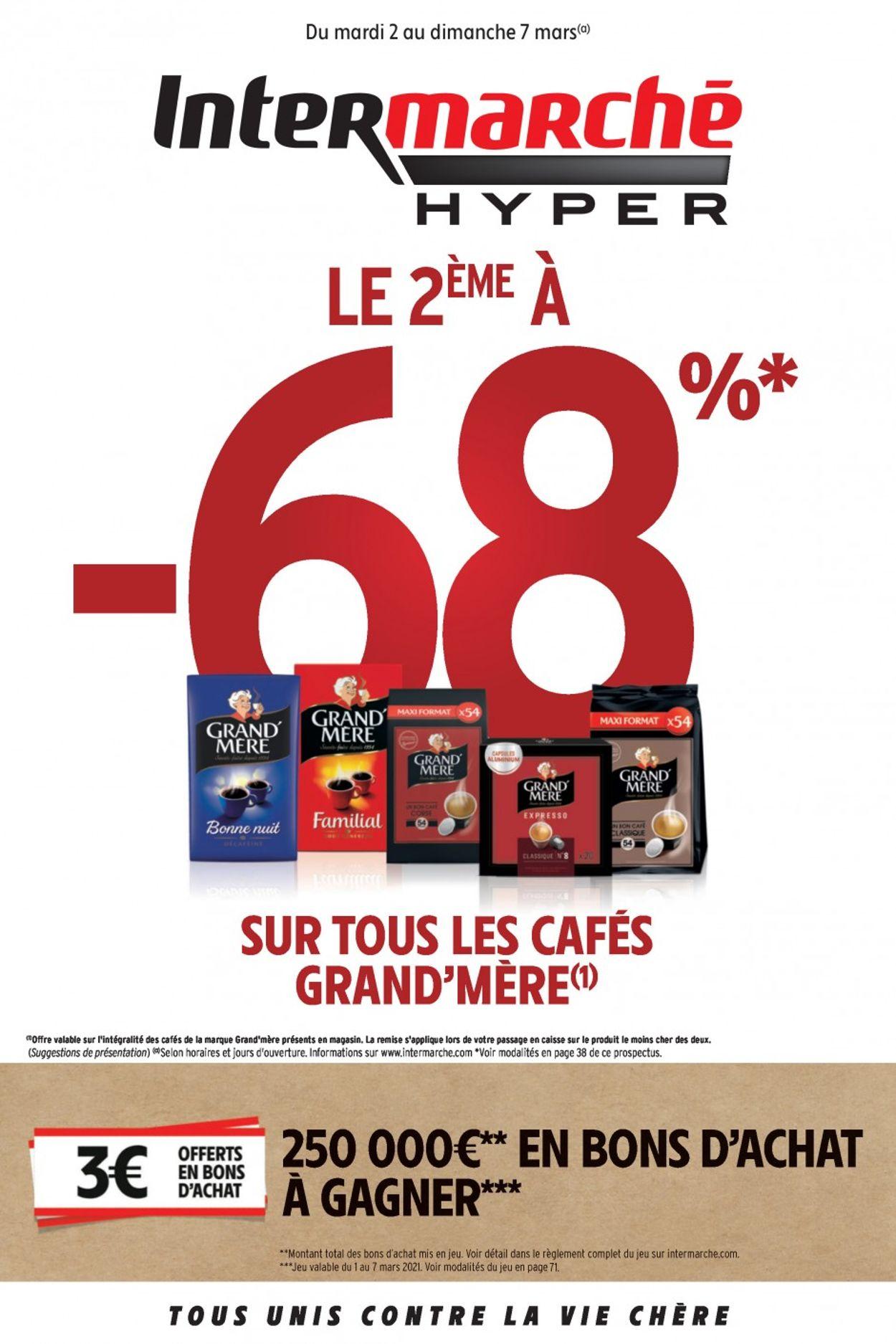 Intermarché Catalogue - 02.03-07.03.2021