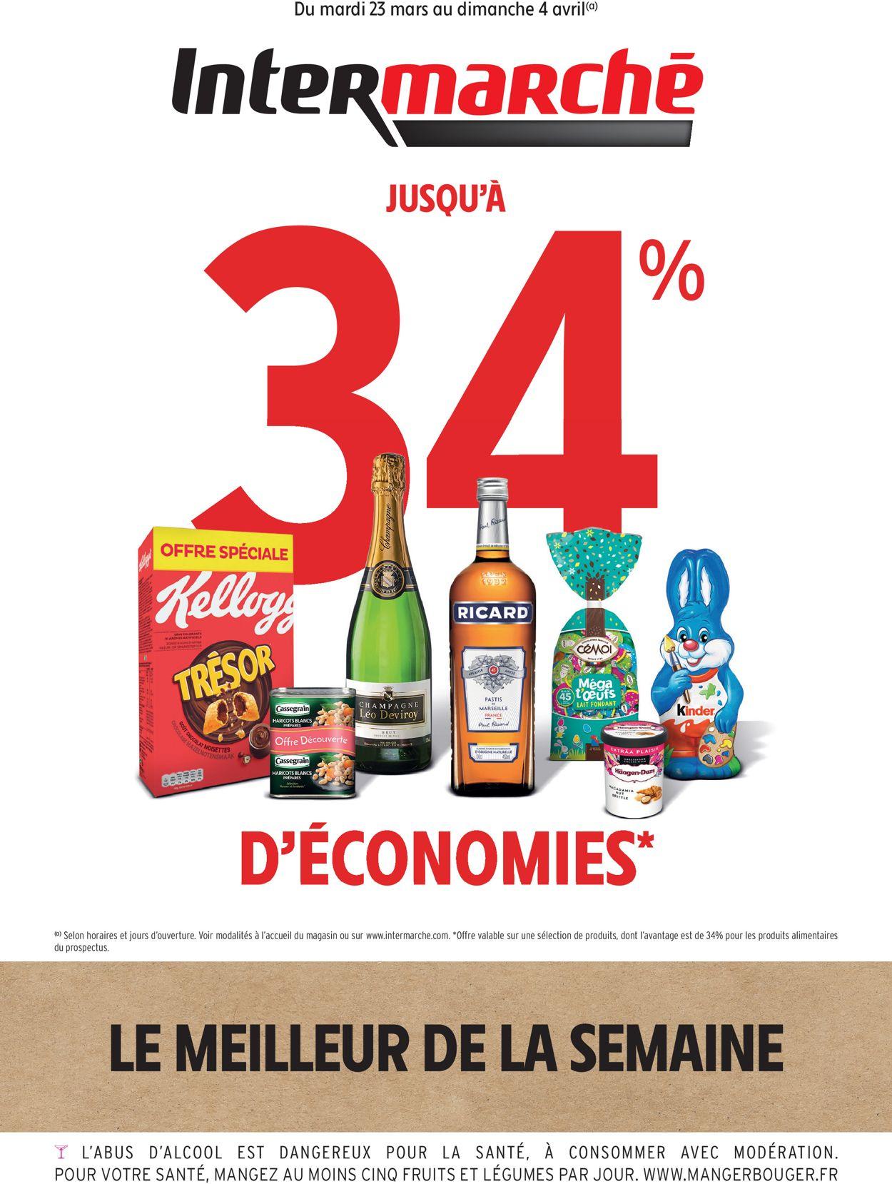 Intermarché Catalogue - 23.03-04.04.2021
