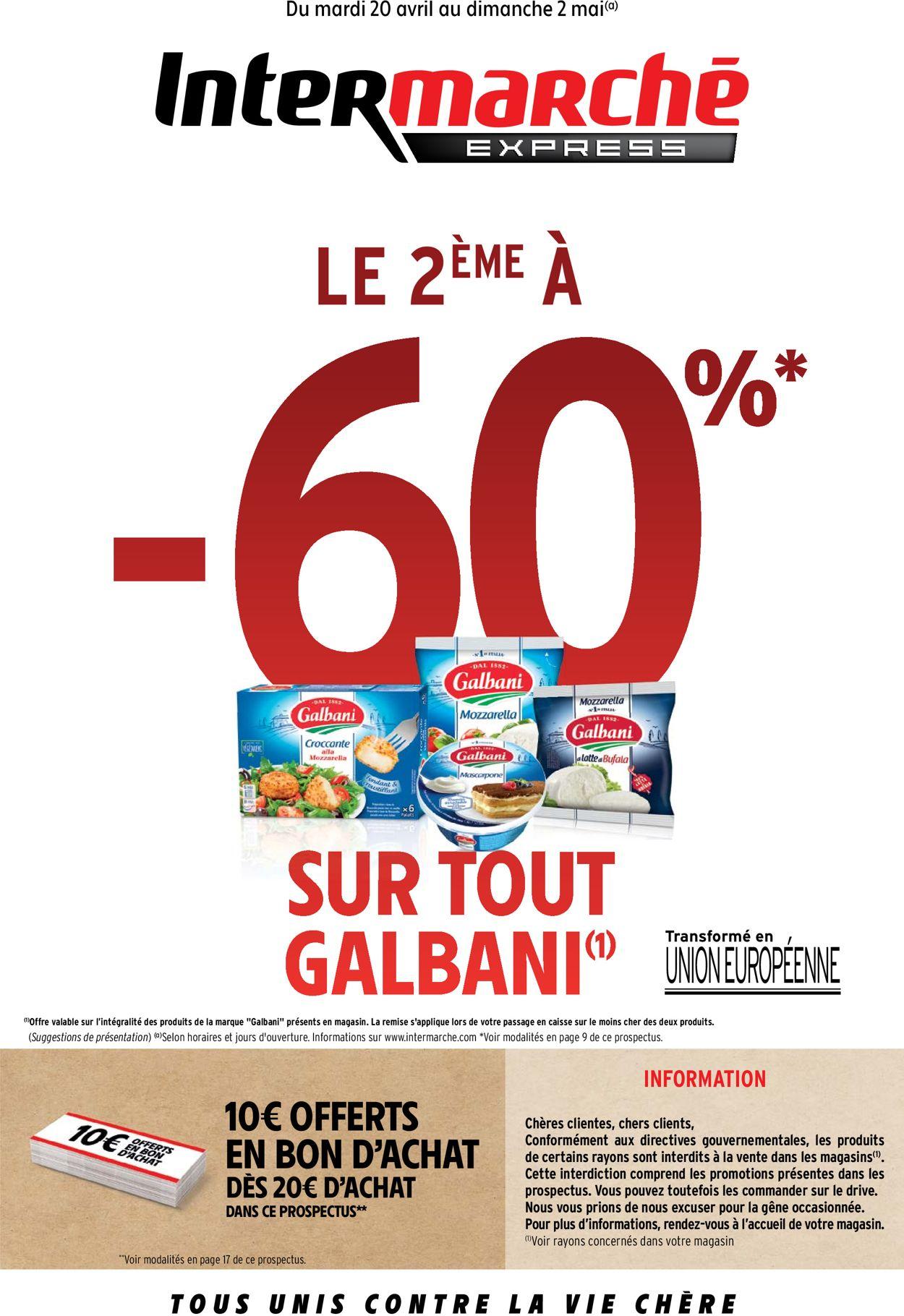 Intermarché Catalogue - 20.04-02.05.2021