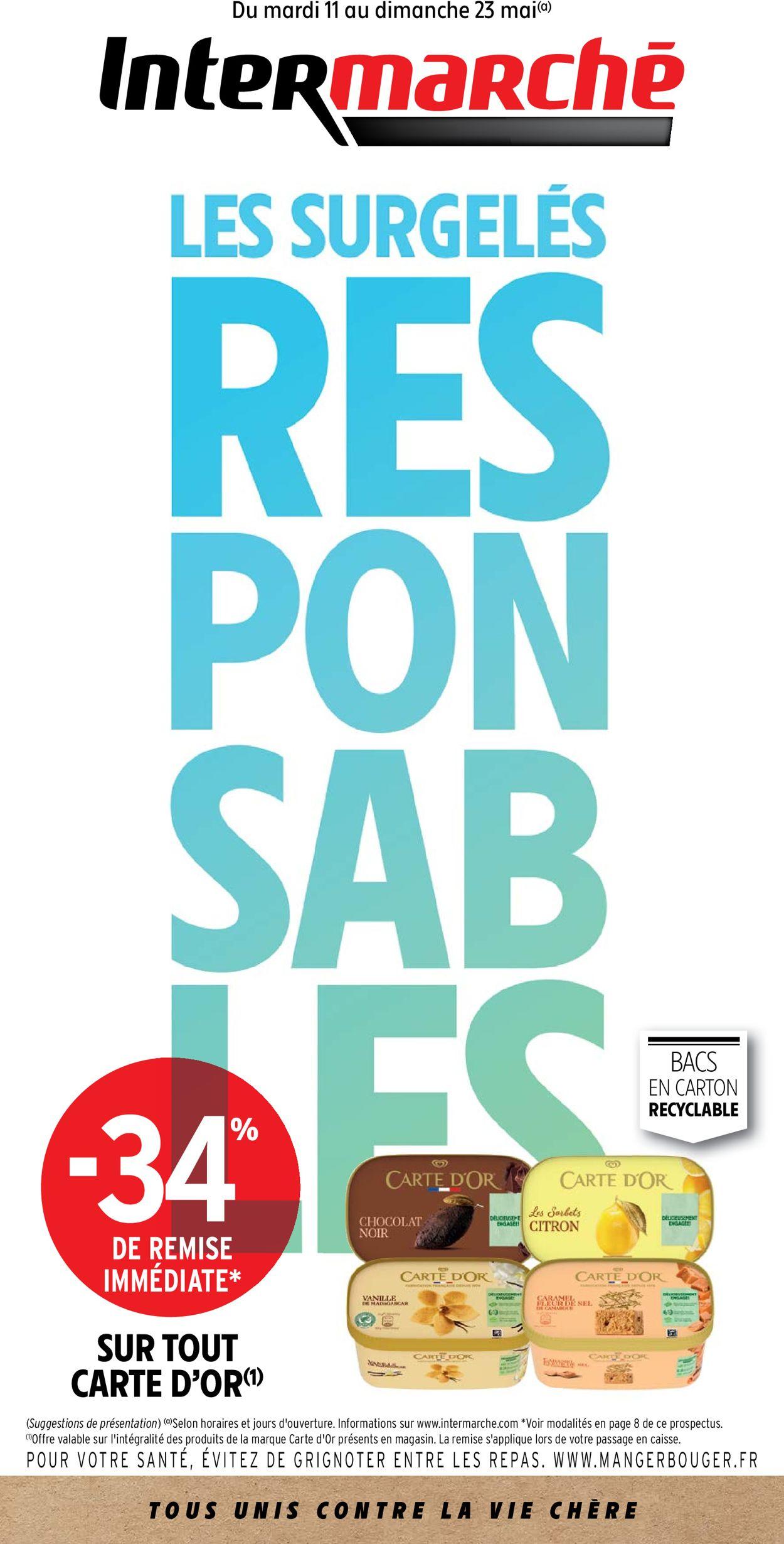 Intermarché Catalogue - 11.05-23.05.2021