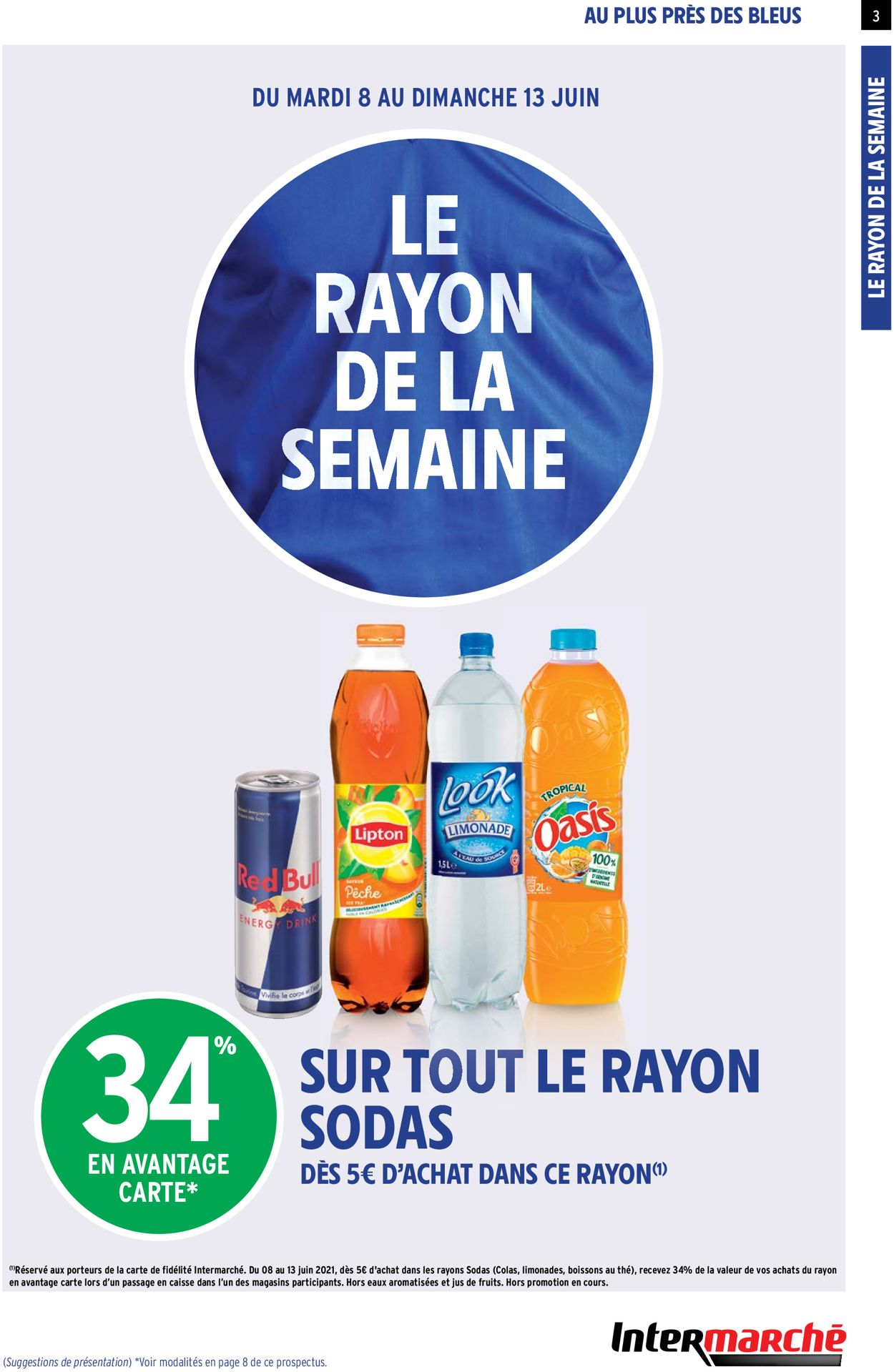 Intermarché Catalogue - 08.06-13.06.2021 (Page 3)