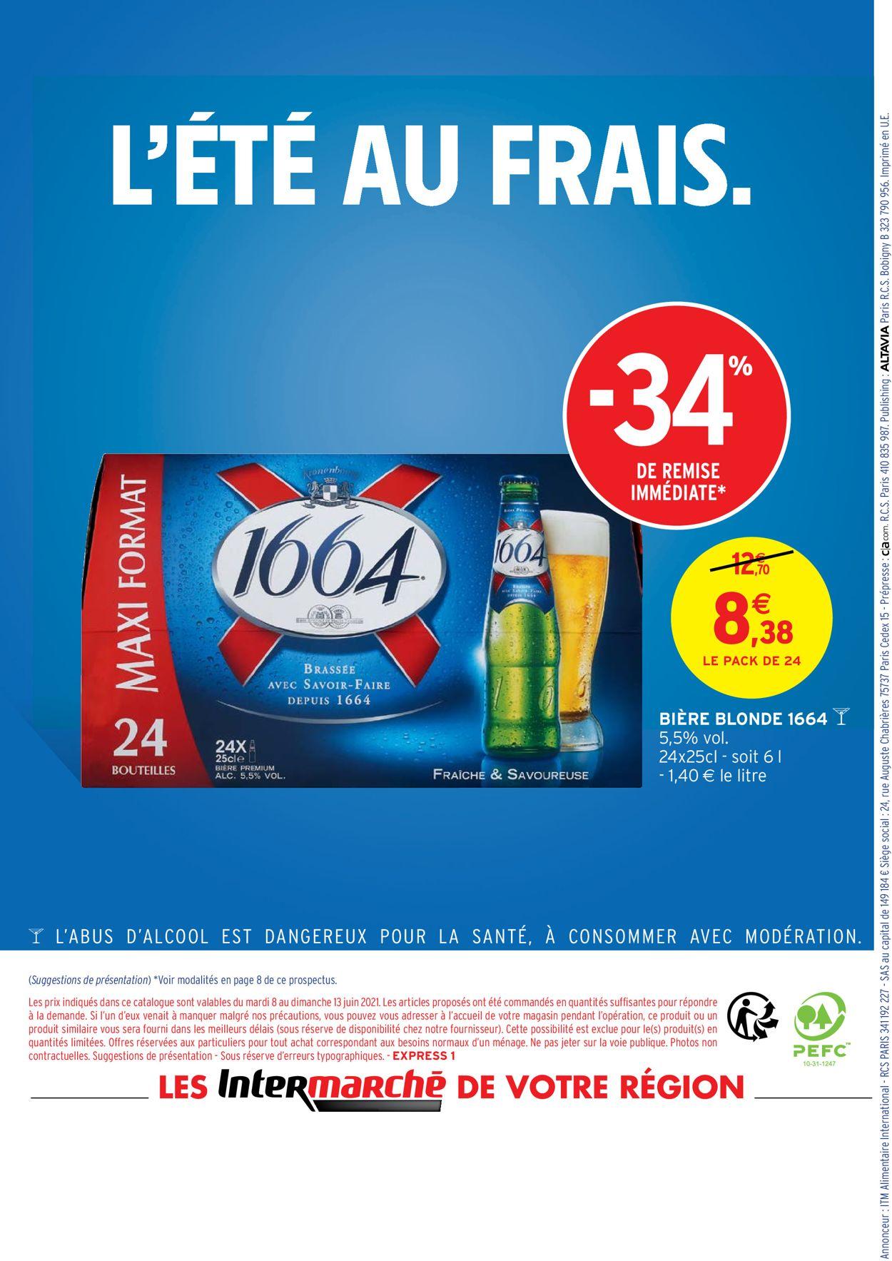Intermarché Catalogue - 08.06-13.06.2021 (Page 18)