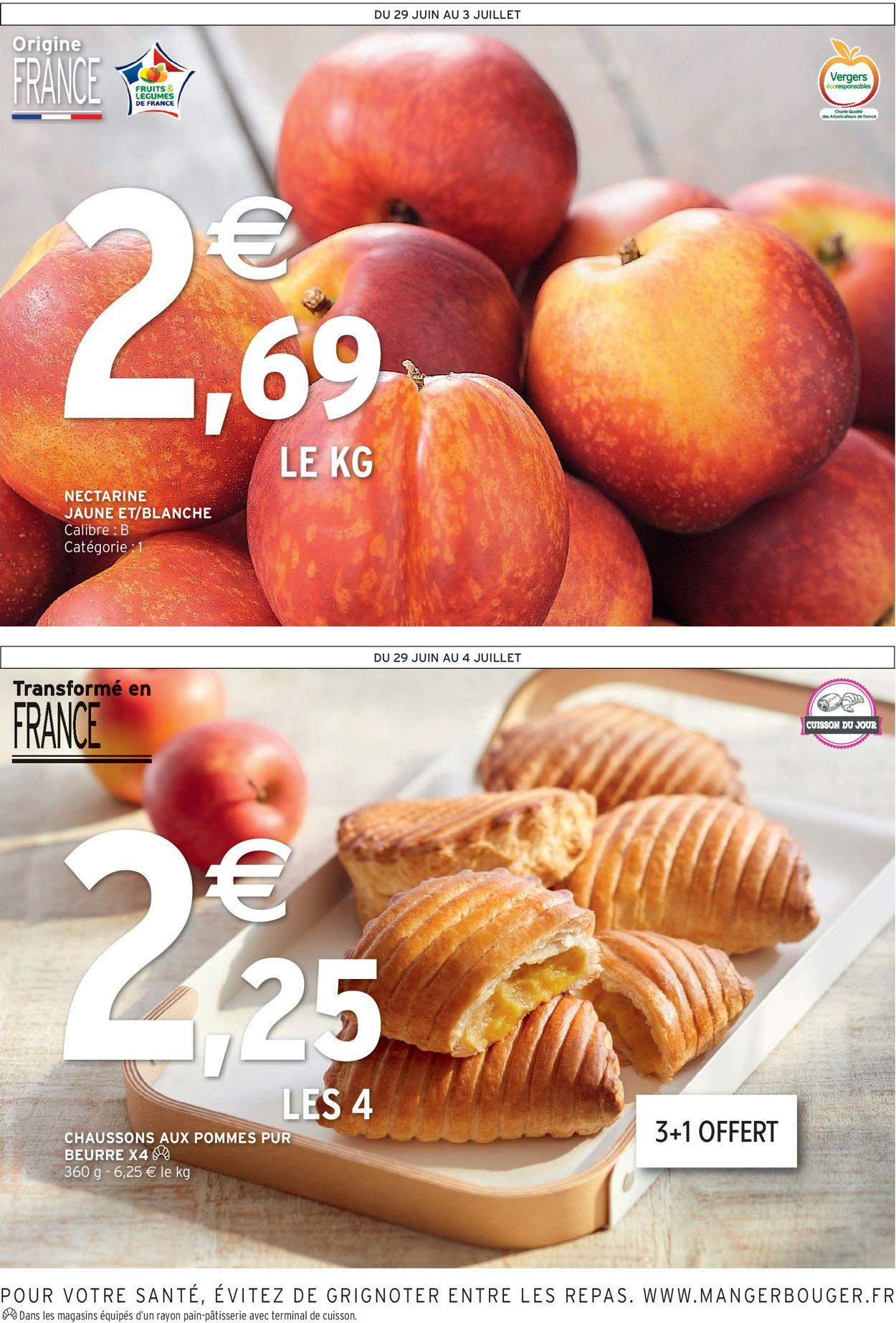 Intermarché Catalogue - 29.06-04.07.2021 (Page 4)
