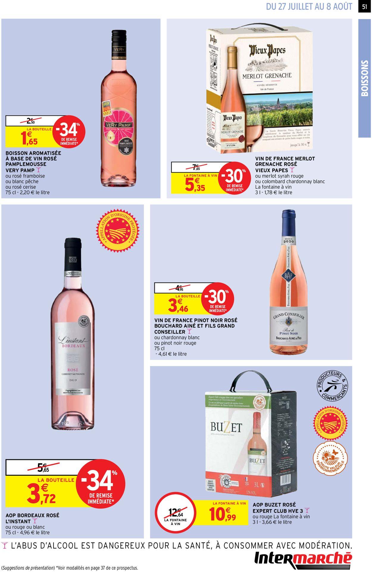Intermarché Catalogue - 27.07-08.08.2021 (Page 51)