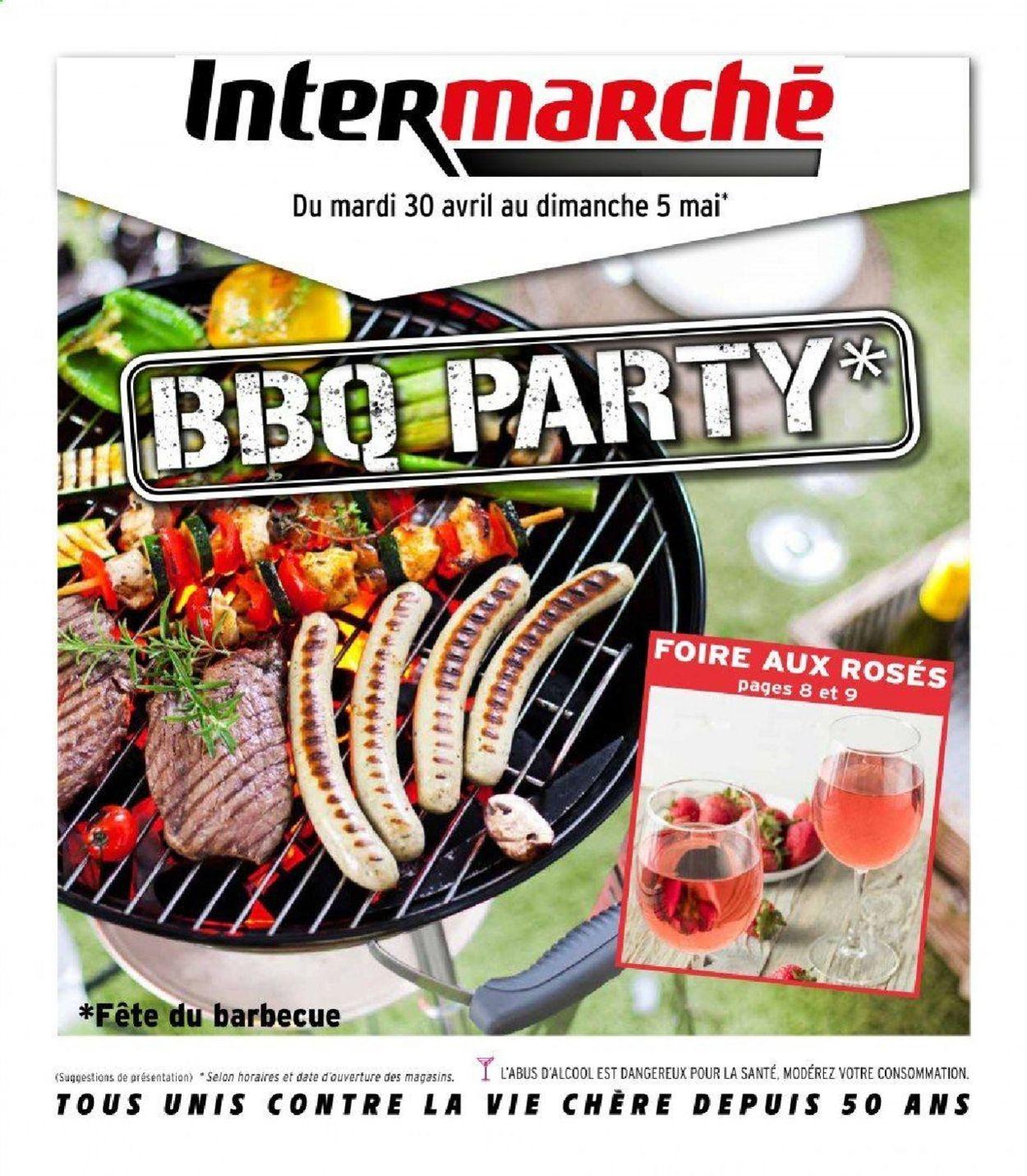 Intermarché Catalogue - 30.04-05.05.2019
