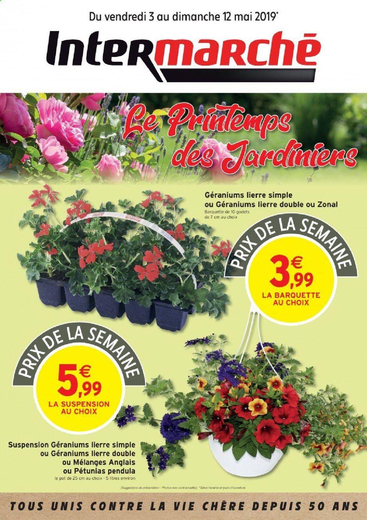 Intermarché Catalogue - 03.05-12.05.2019