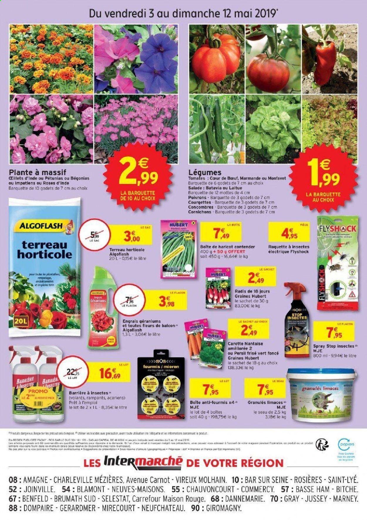 Intermarché Catalogue - 03.05-12.05.2019 (Page 2)