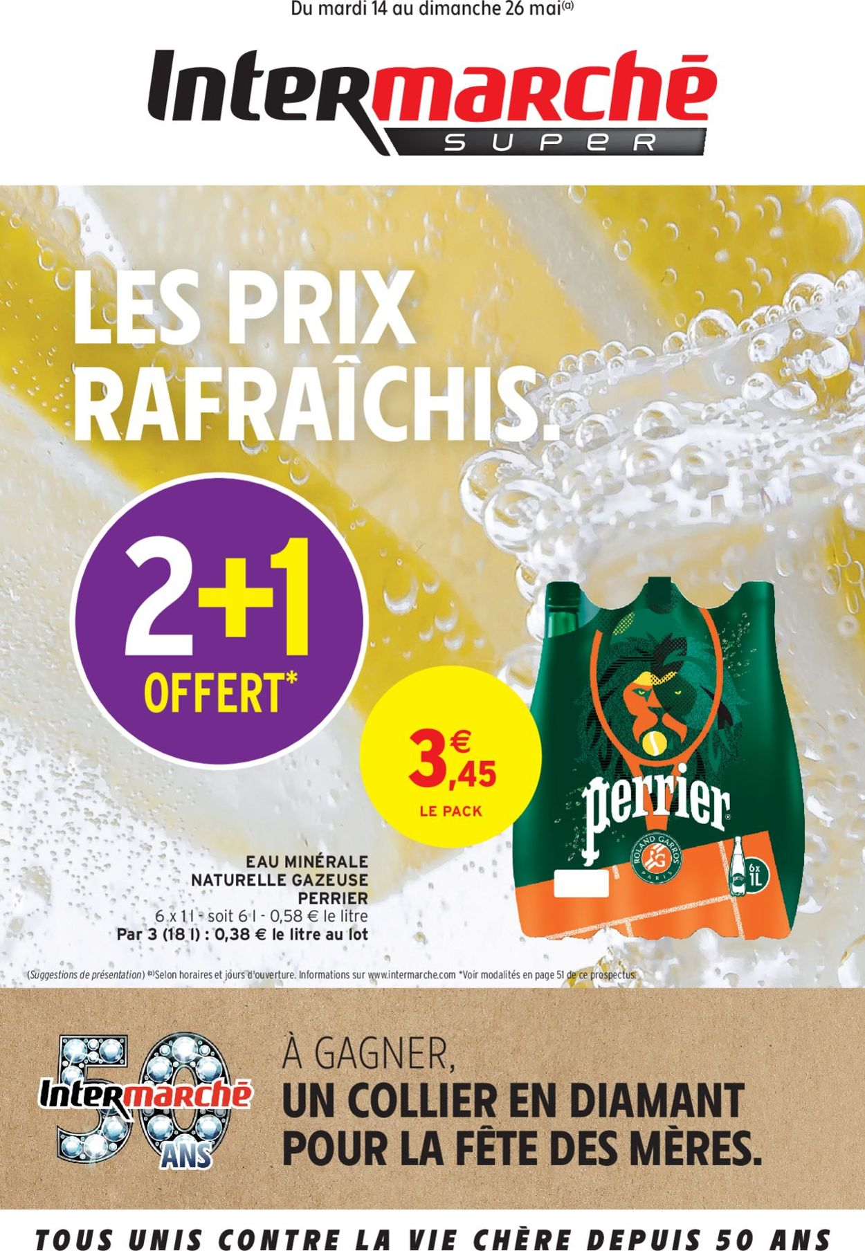 Intermarché Catalogue - 14.05-26.05.2019