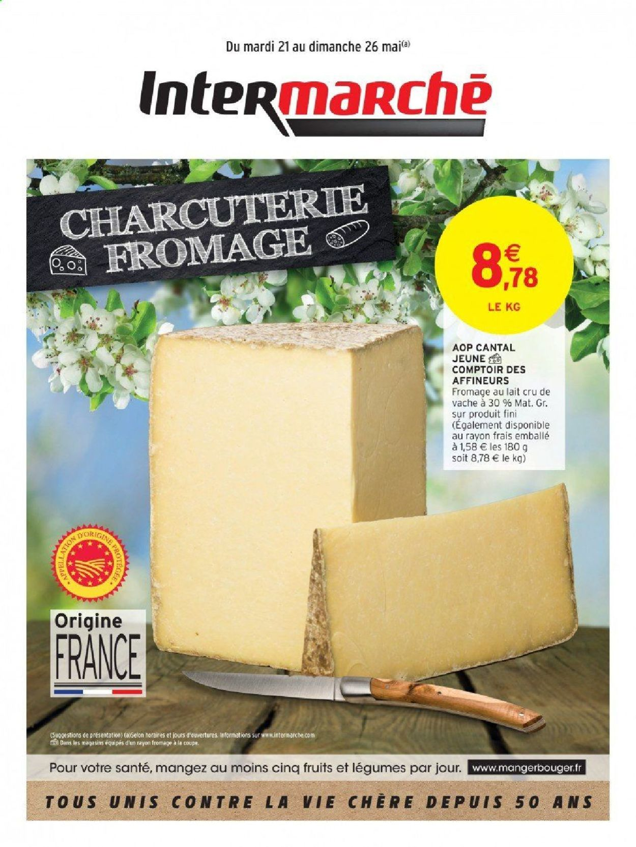 Intermarché Catalogue - 21.05-26.05.2019