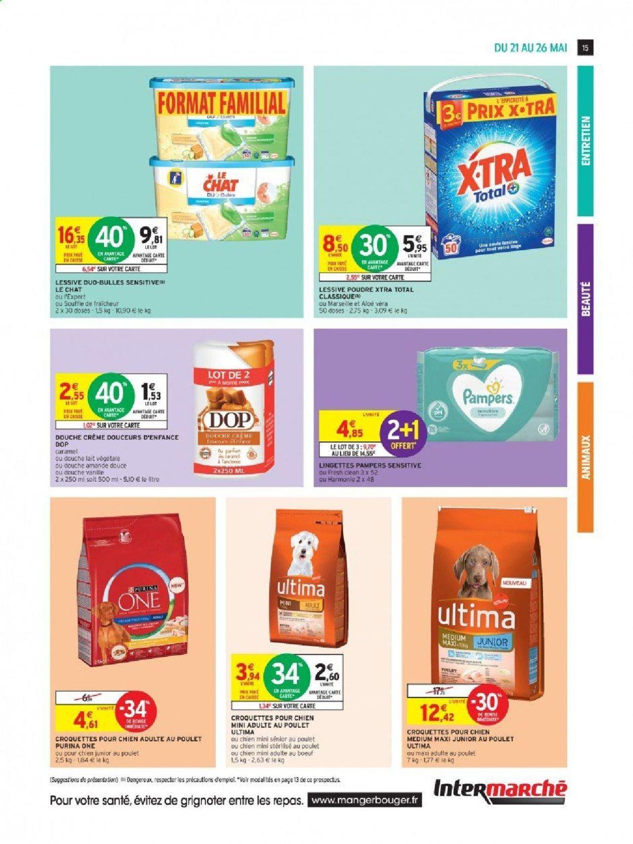 Intermarché Catalogue - 21.05-26.05.2019 (Page 15)