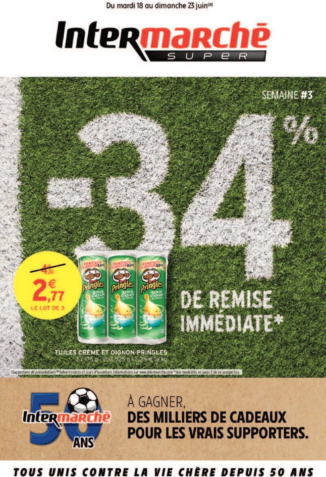 Intermarché Catalogue - 18.06-23.06.2019