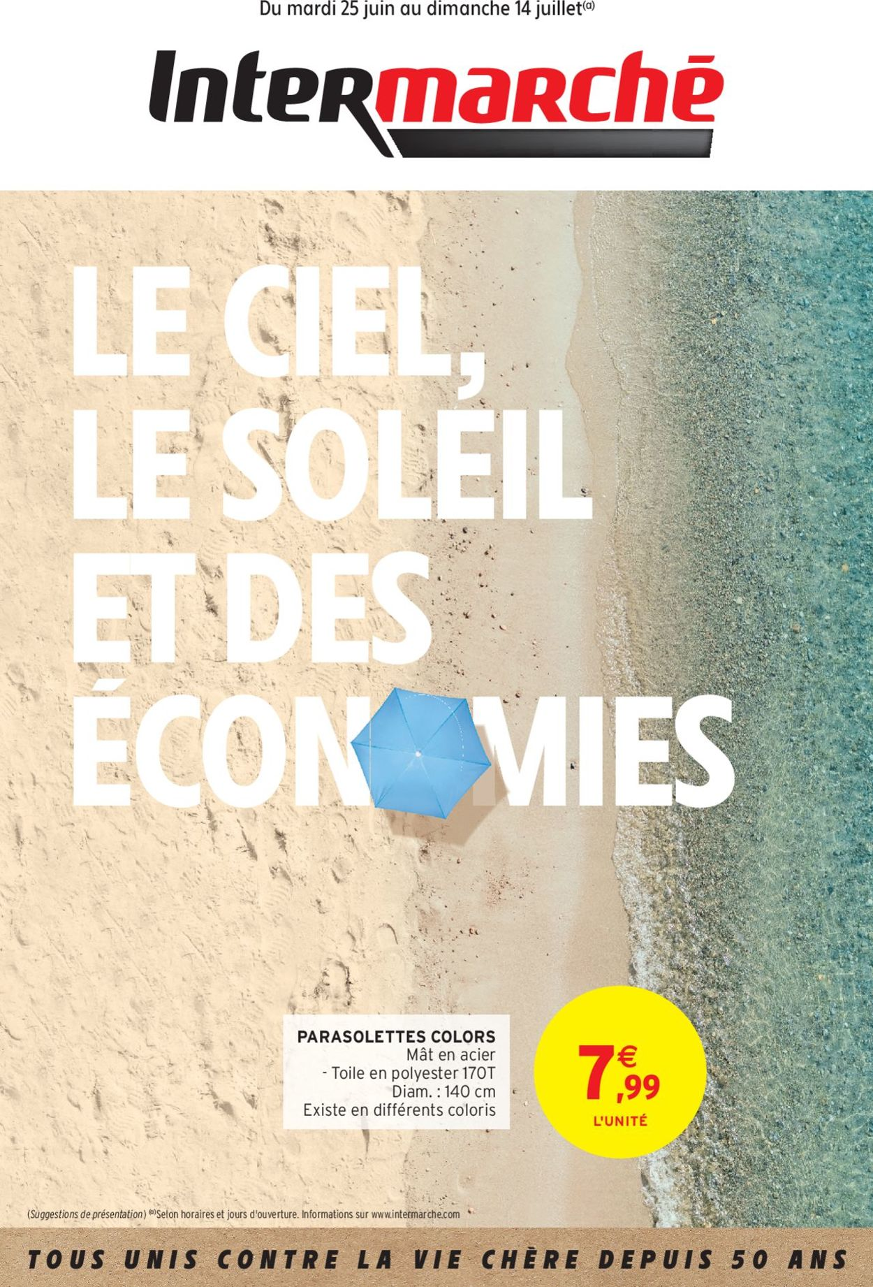 Intermarché Catalogue - 25.06-14.07.2019