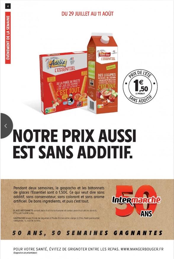 Intermarché Catalogue - 30.07-11.08.2019 (Page 4)