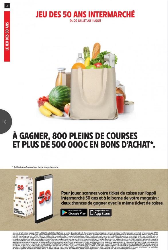 Intermarché Catalogue - 30.07-11.08.2019 (Page 2)