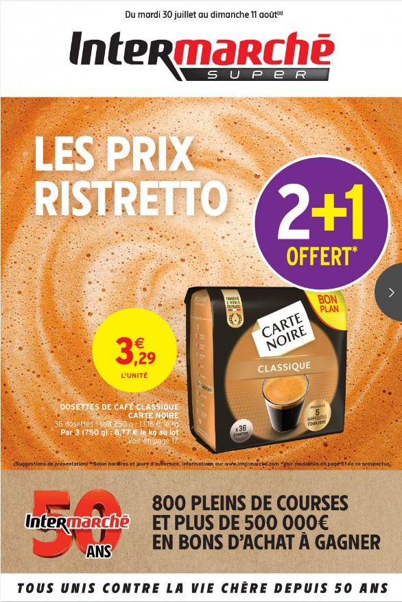 Intermarché Catalogue - 30.07-11.08.2019