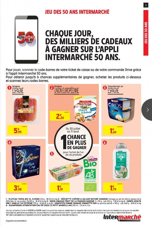 Intermarché Catalogue - 30.07-11.08.2019 (Page 3)