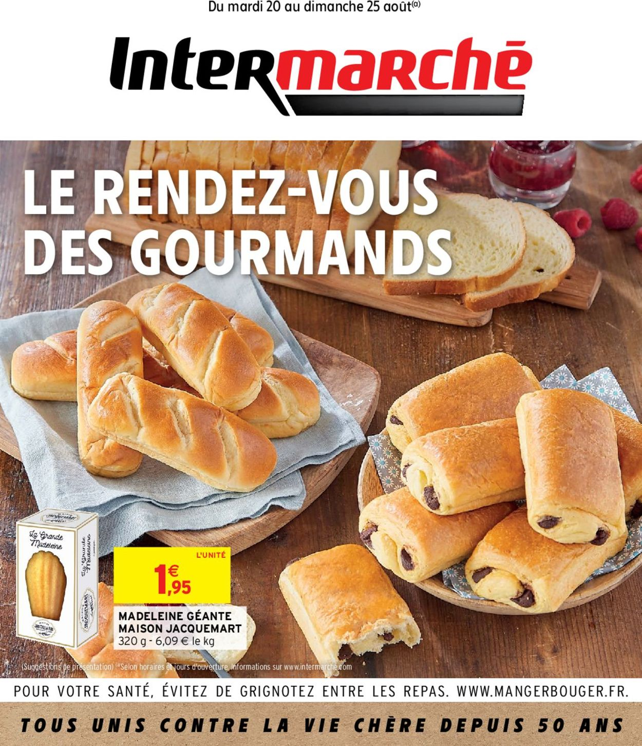 Intermarché Catalogue - 20.08-25.08.2019