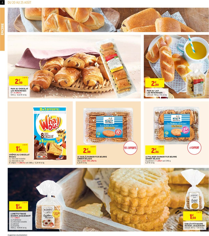 Intermarché Catalogue - 20.08-25.08.2019 (Page 2)