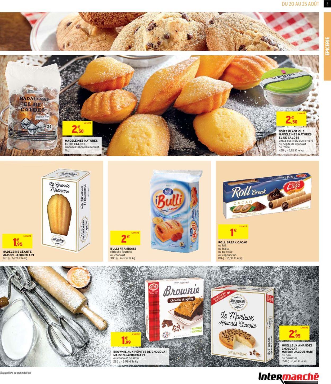 Intermarché Catalogue - 20.08-25.08.2019 (Page 3)