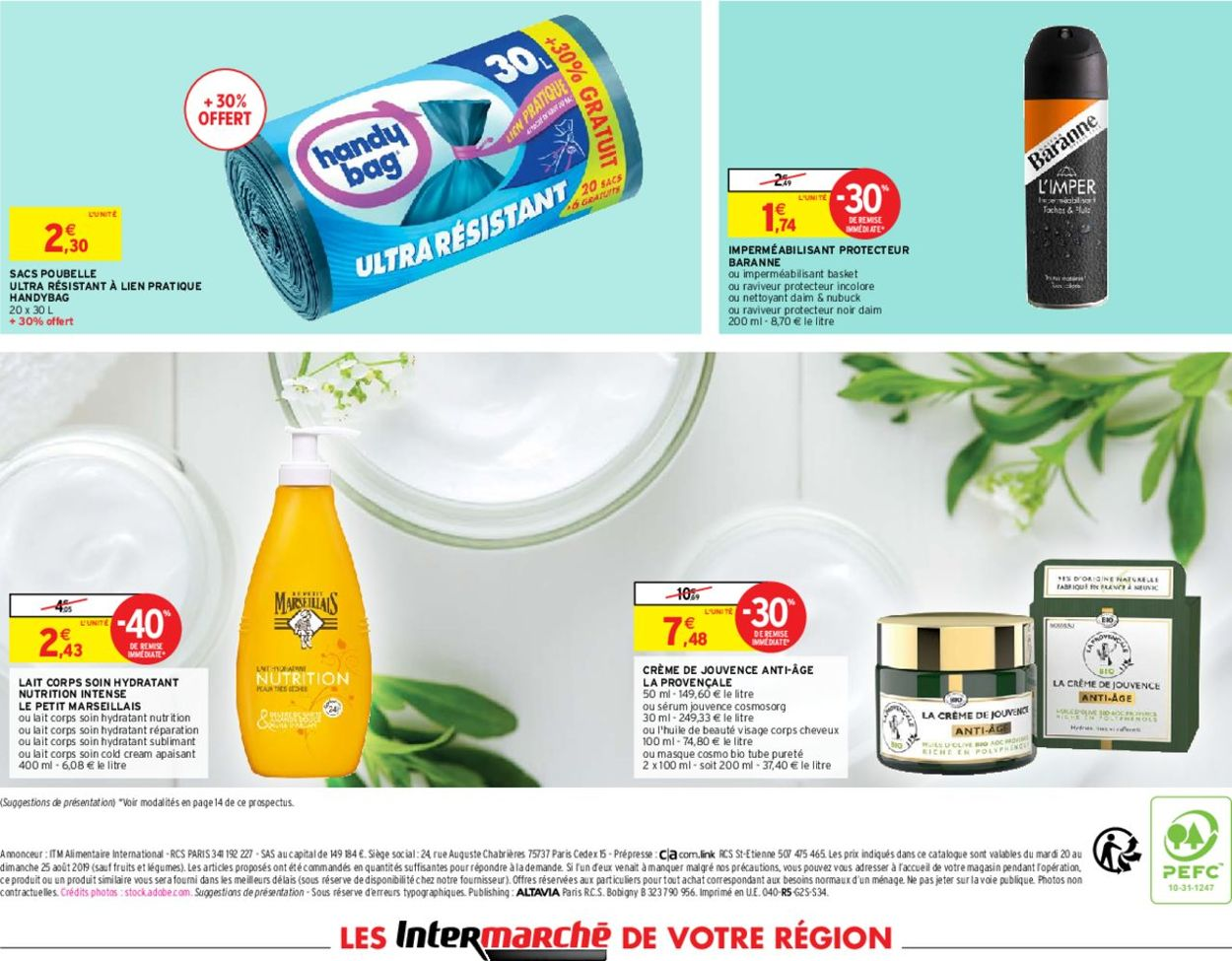 Intermarché Catalogue - 20.08-25.08.2019 (Page 16)