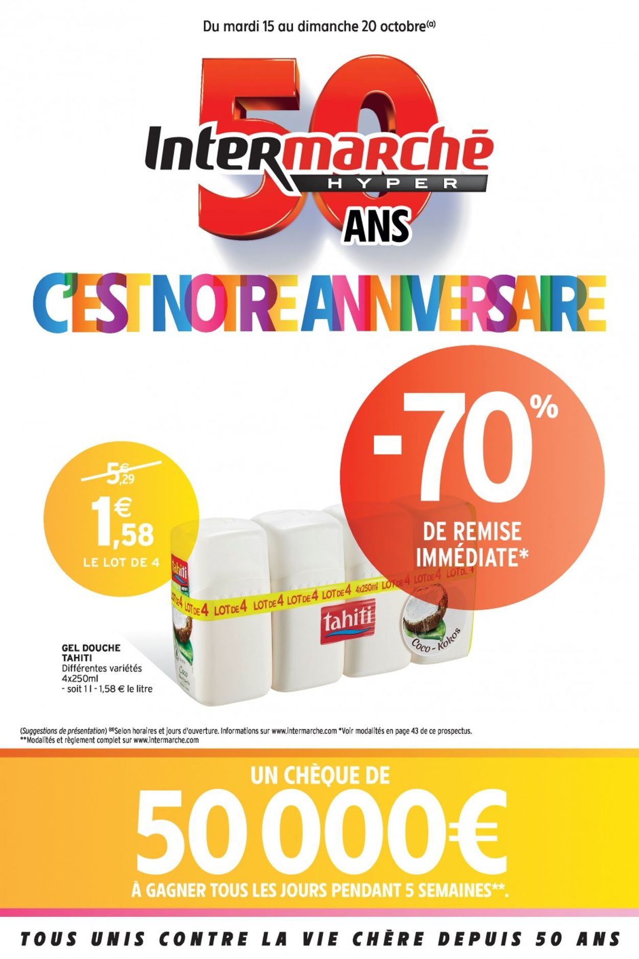 Intermarché Catalogue - 15.10-20.10.2019