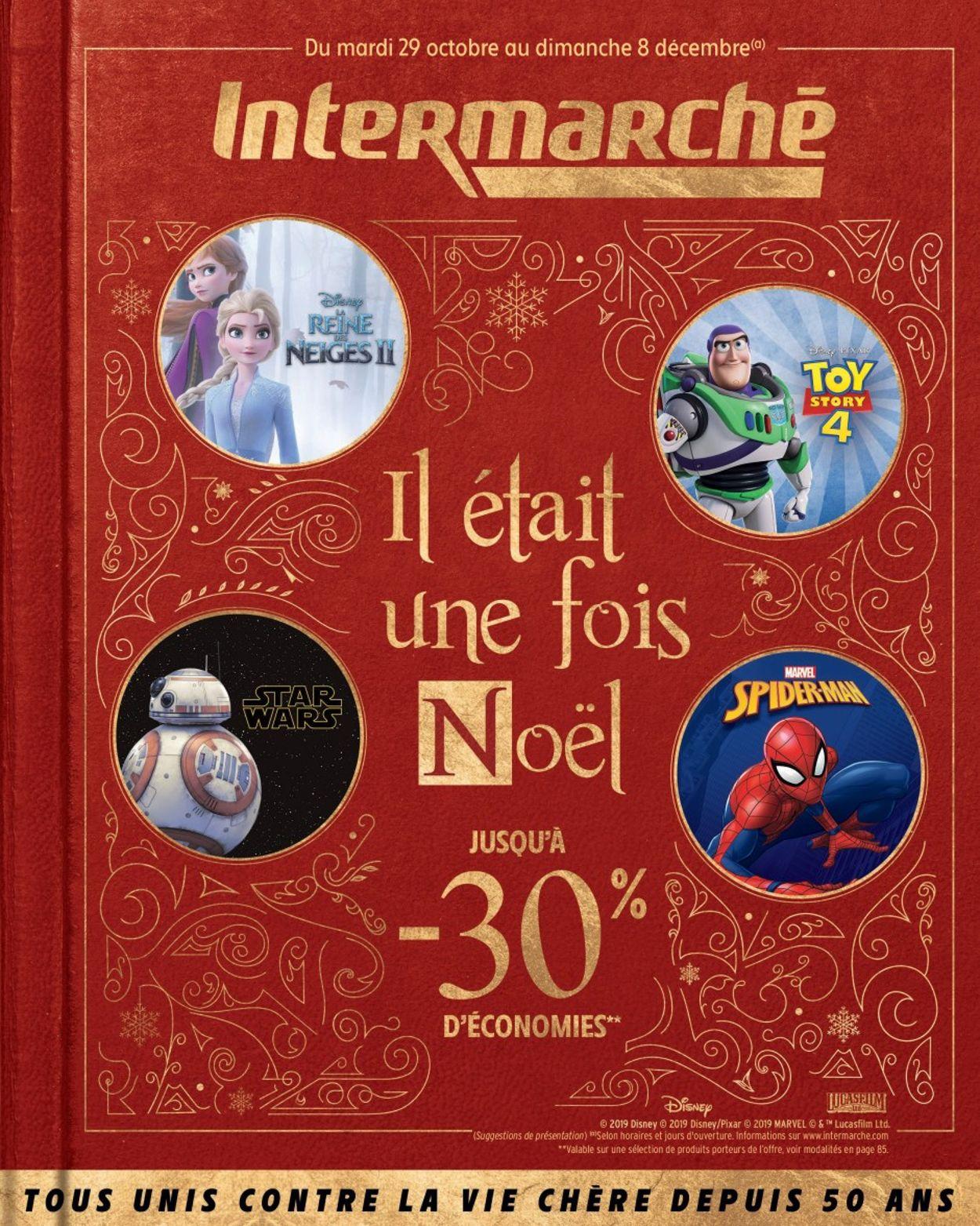 Intermarché Catalogue - 29.10-08.12.2019