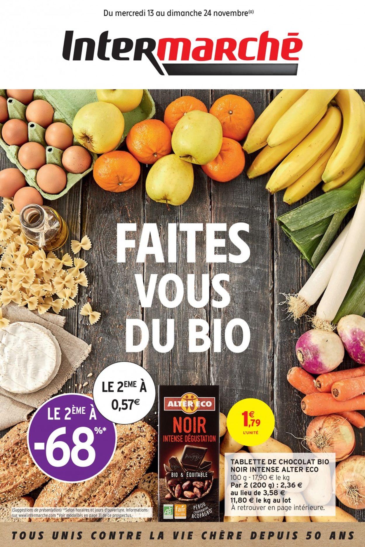 Intermarché Catalogue - 13.11-24.11.2019