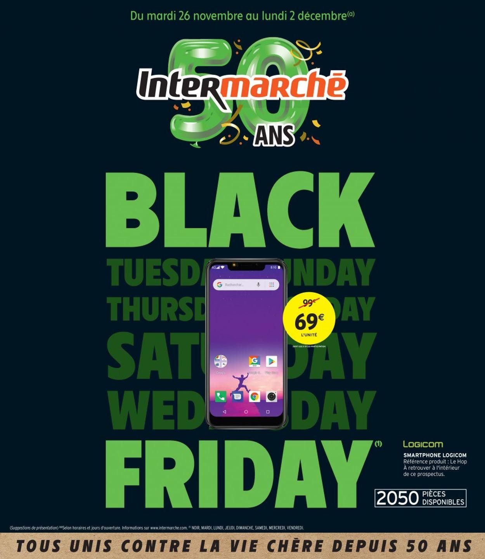 Intermarché Black Friday 2019 Catalogue - 26.11-02.12.2019