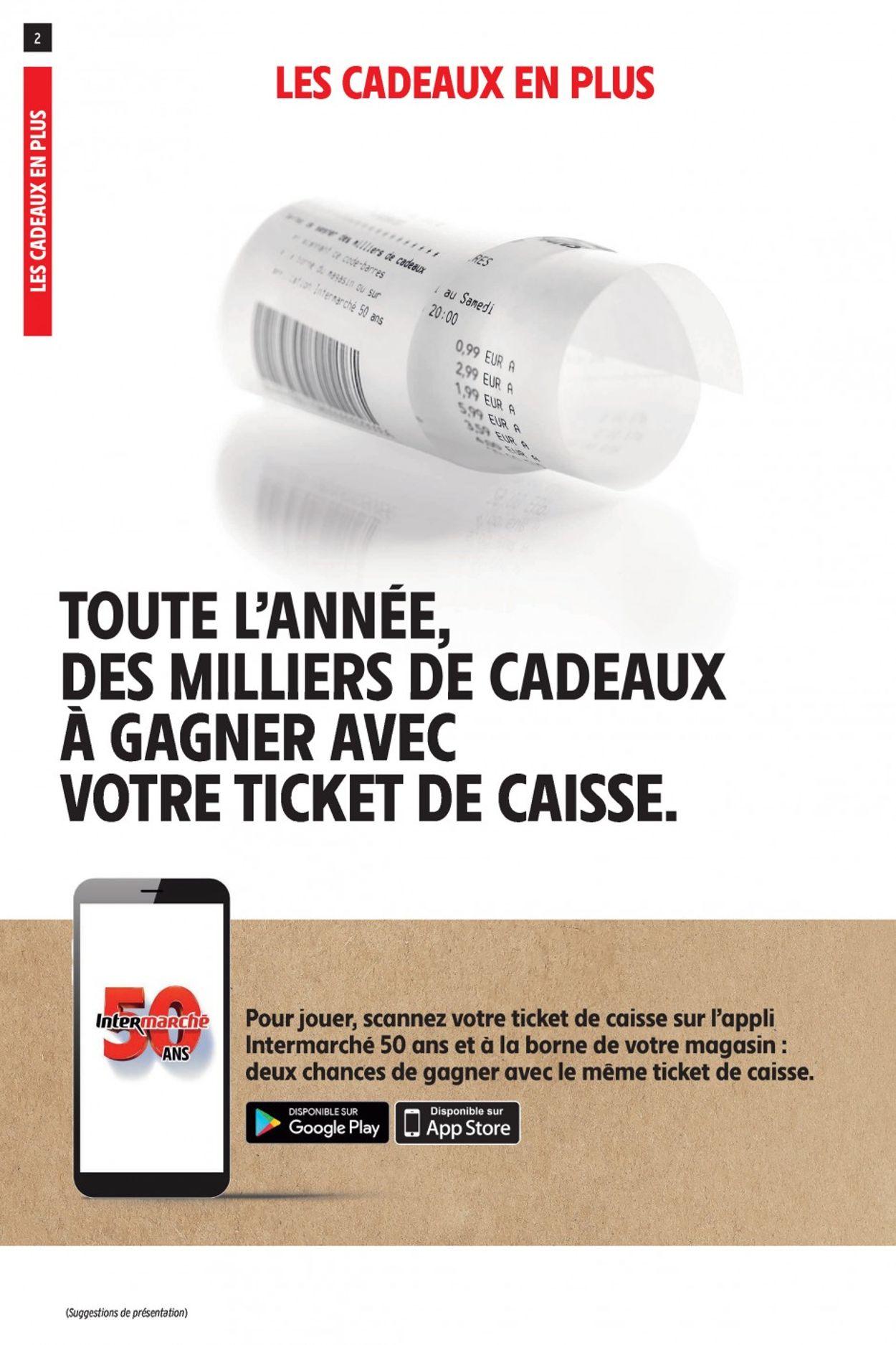 Intermarché catalogue de Noël 2019 Catalogue - 10.12-15.12.2019 (Page 2)