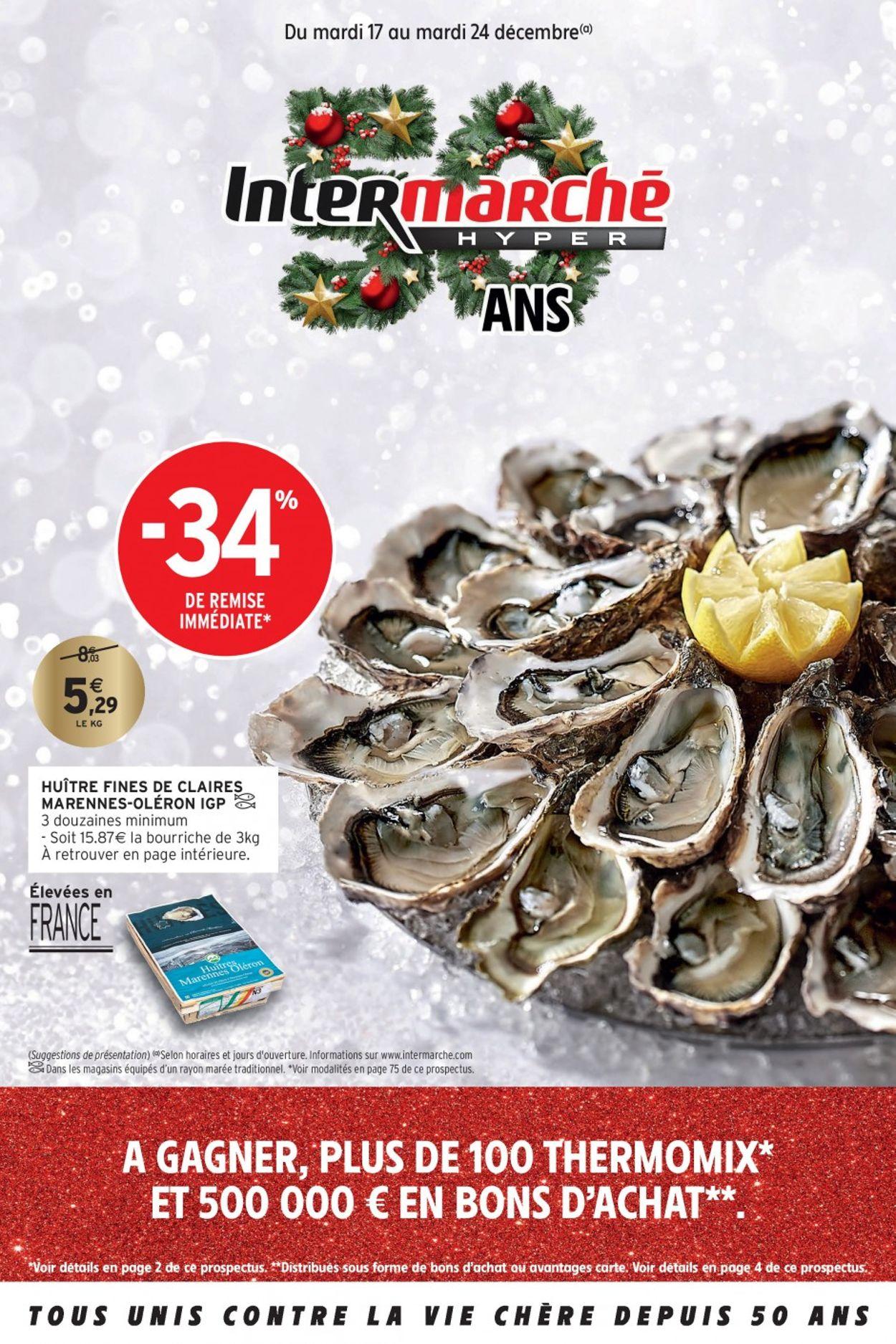 Intermarché catalogue de Noël 2019 Catalogue - 17.12-24.12.2019