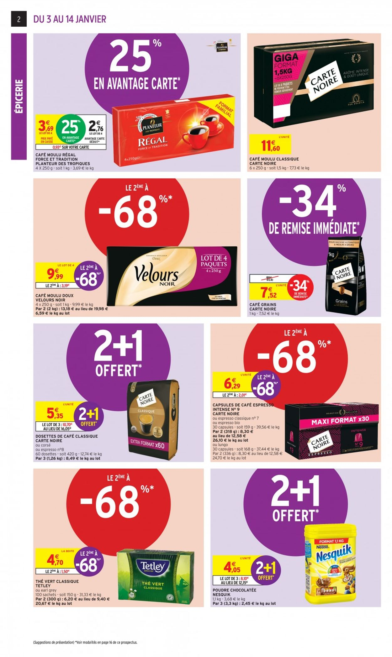 Intermarché Catalogue - 03.01-14.01.2020 (Page 2)