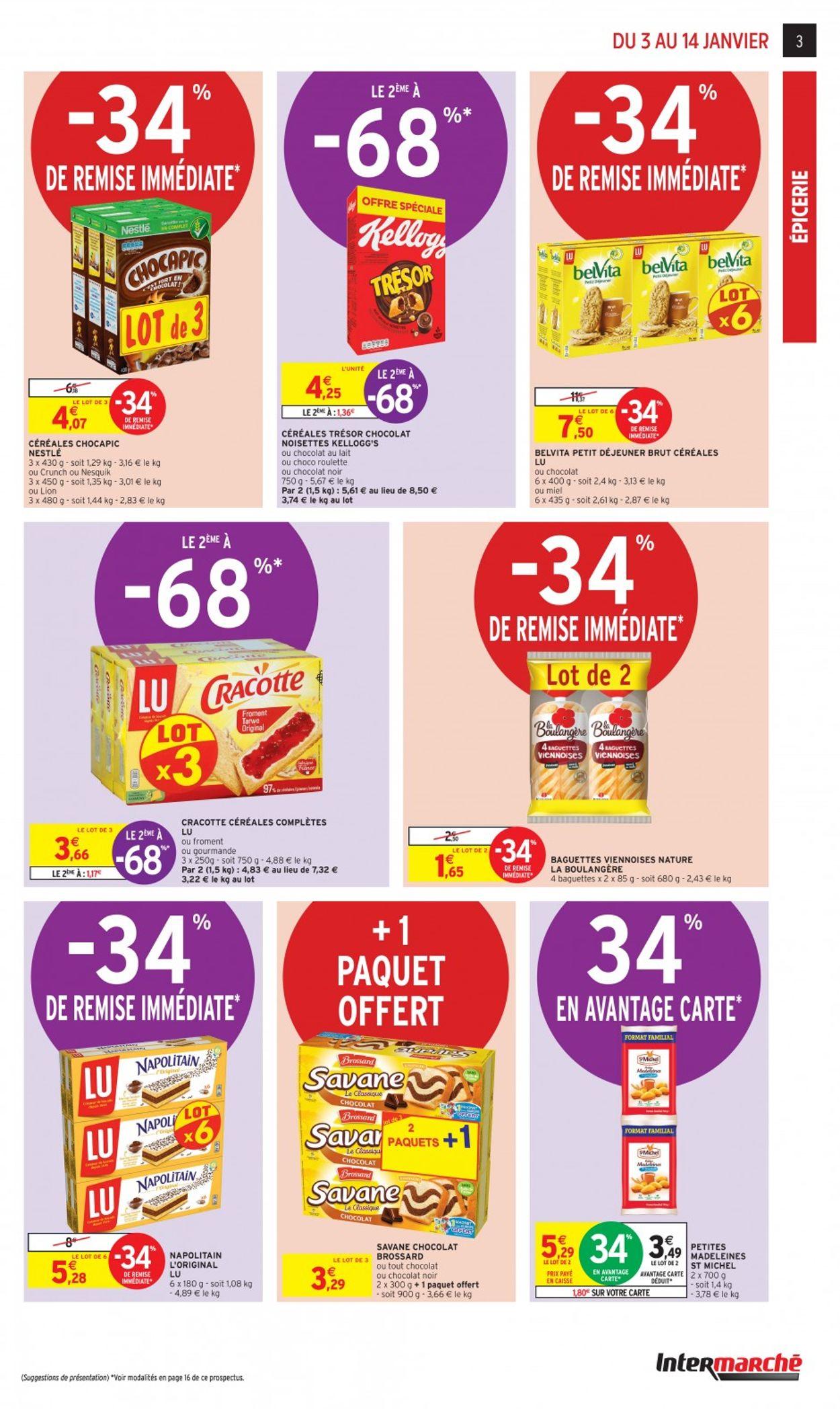 Intermarché Catalogue - 03.01-14.01.2020 (Page 3)