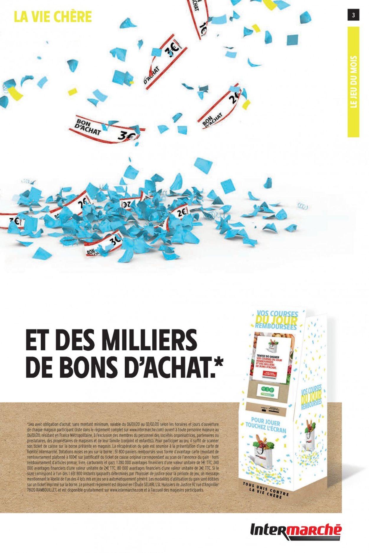 Intermarché Catalogue - 07.01-12.01.2020 (Page 3)
